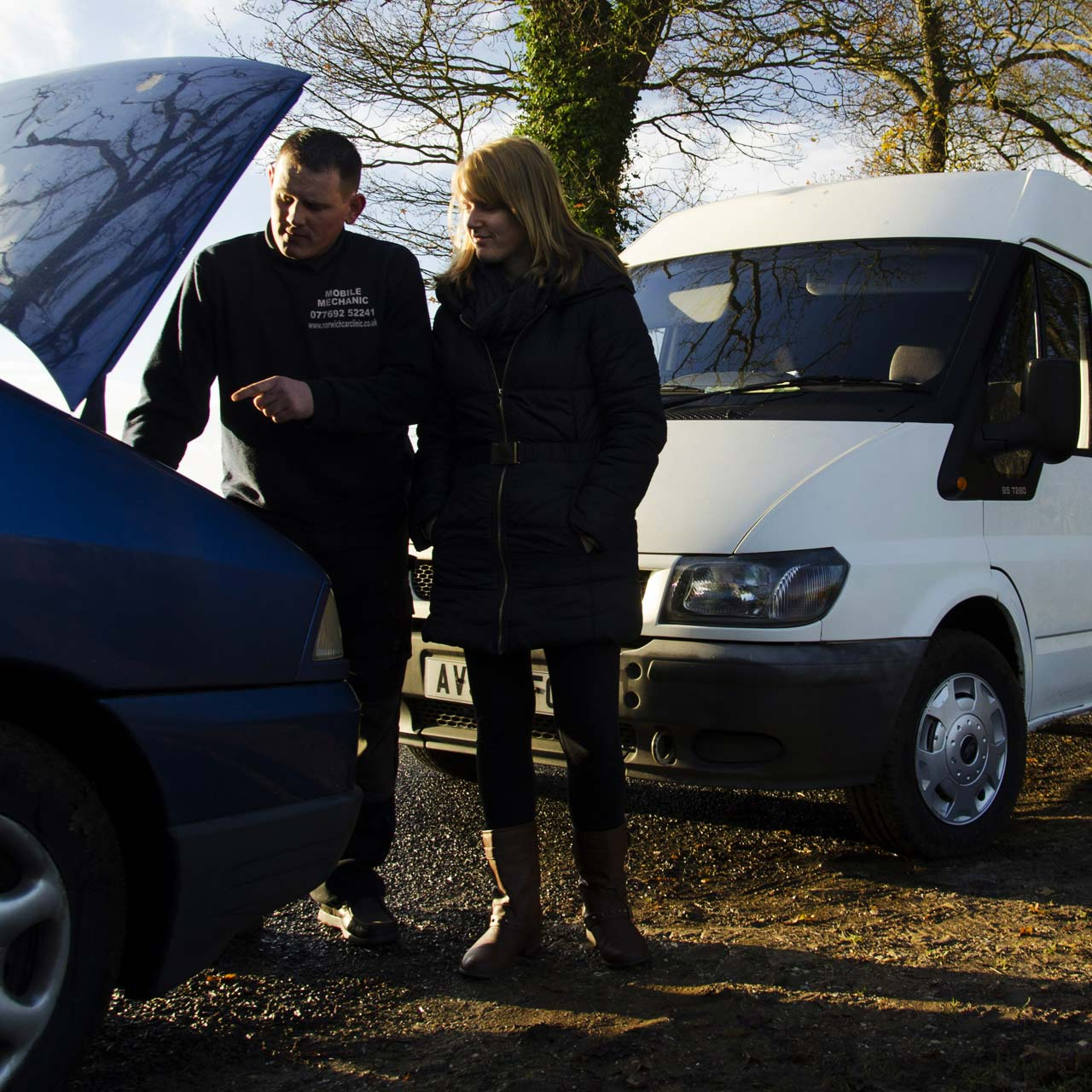 Norwich Car Services Mobile Mechanic